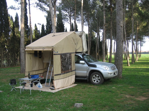 Camping Pous, Figueiras