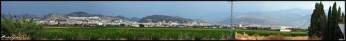 Mirando a Granada Desde la Vega