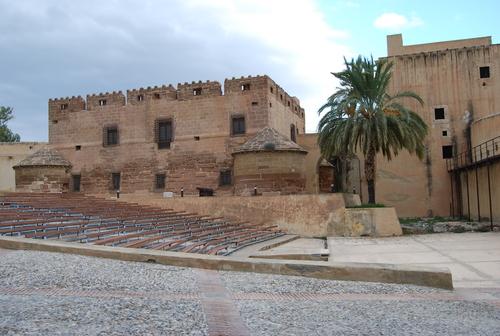 Castillo del Marques de los Velez Siglo XVI