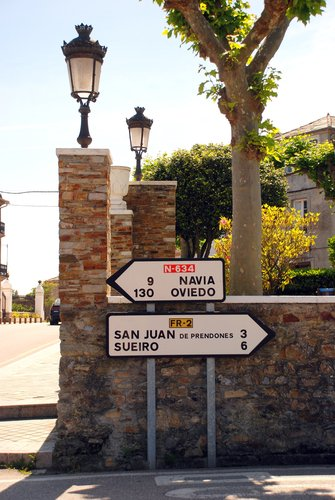 La Caridad Asturias