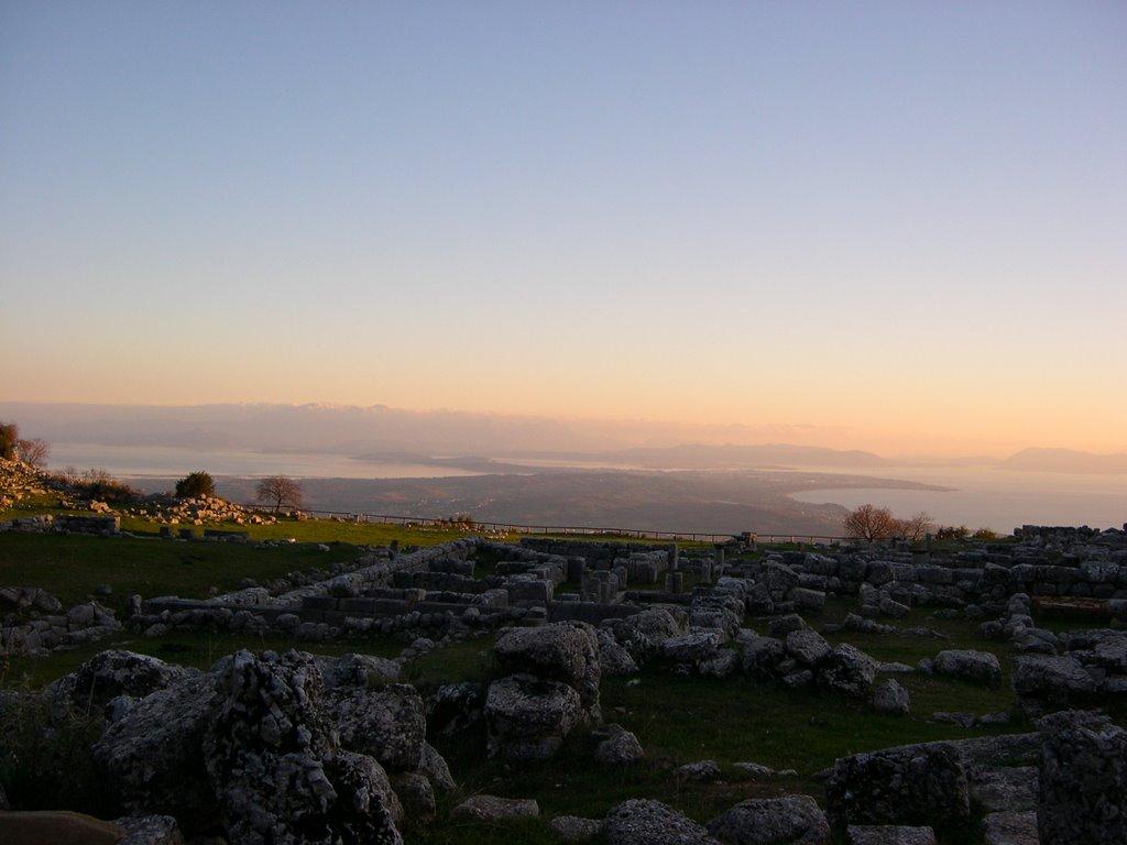 Ancient Kassopi, Zalongo, Preveza