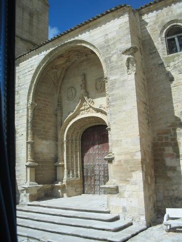 Desde el Bus Madrid-Cuenca