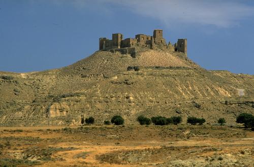 Castillo-Monasterio de Monte Aragon
