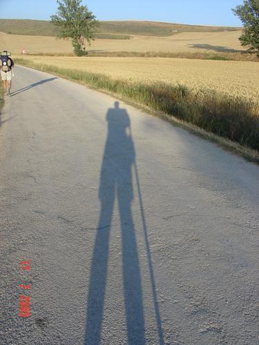 Camino de Burgos