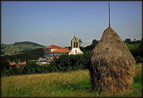 Santa Eulalia de Ferroñes, Llanera.
