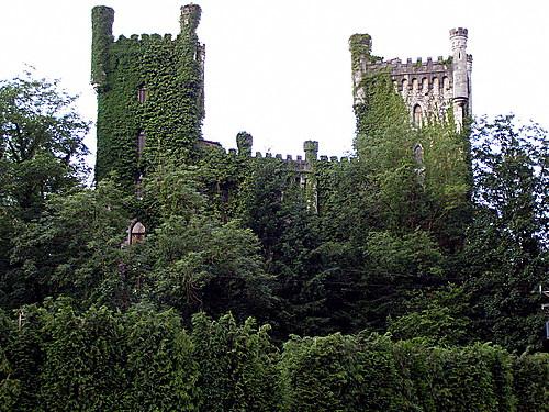 Castillo de Priorio, Las Caldas, Oviedo