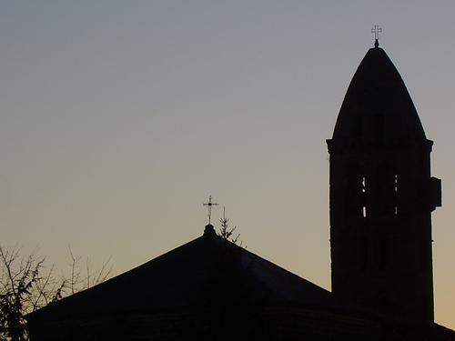 Iglesia templaria de Mombuey. Zamora