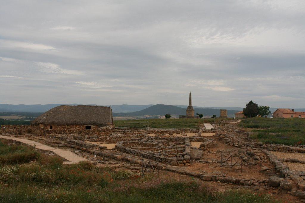 Las ruinas numantinas