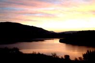 Amencer no río Miño,Cenlle