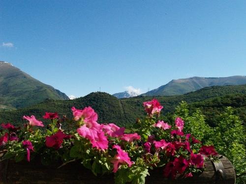 Cap al Montsent de Pallars desde Beranui