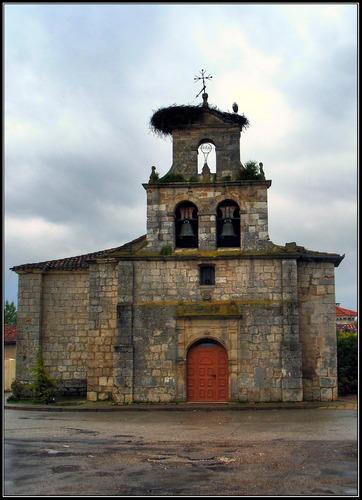Iglesia  de Sotopalacios.