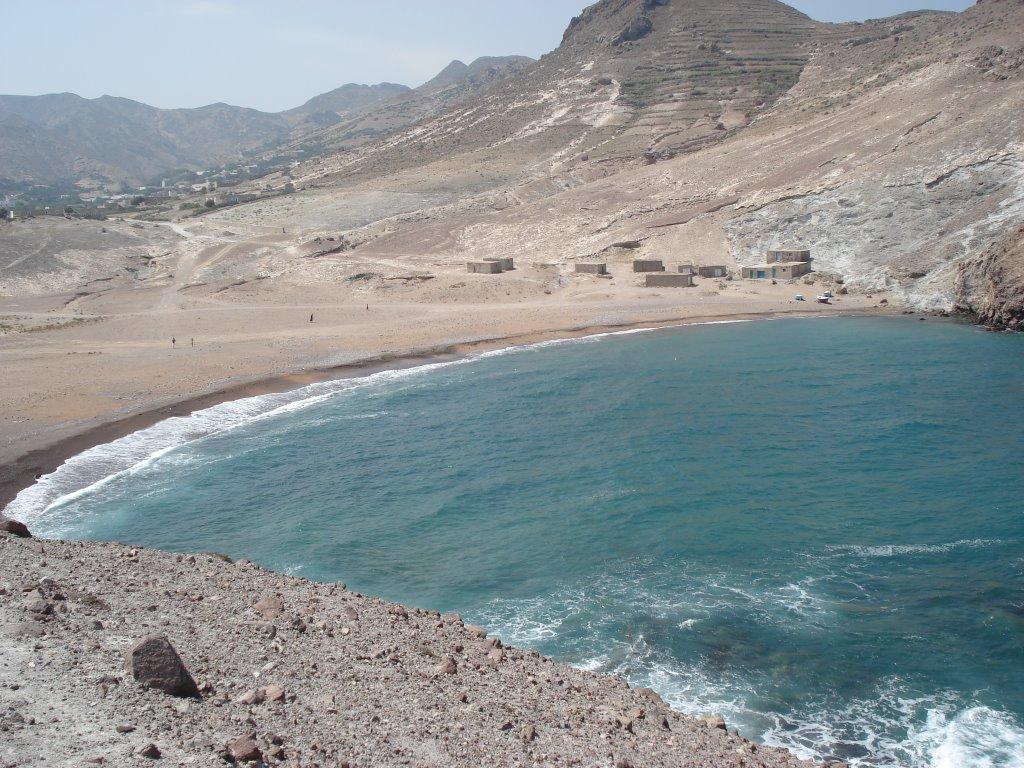playa sidi amar marrocos