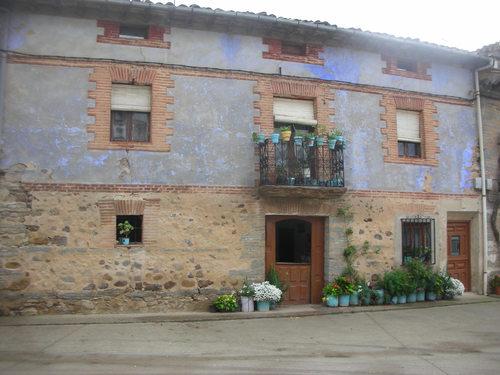 Villamayor del Rio. Camino de Santiago