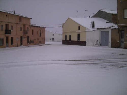 la plaza nevada