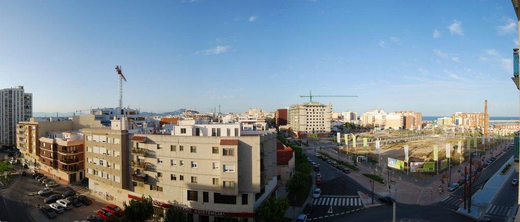 Panoramica desde Hotel Vinaros Playa