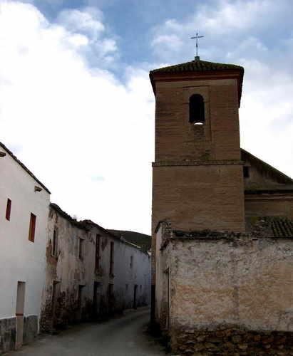 Iglesia de Lucainena