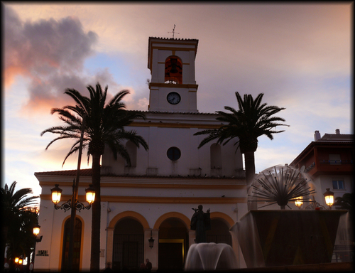 Plaza del Iglesia, San Pedro de Alcantara