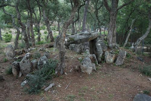 Dolmen de Mas Bousarenys