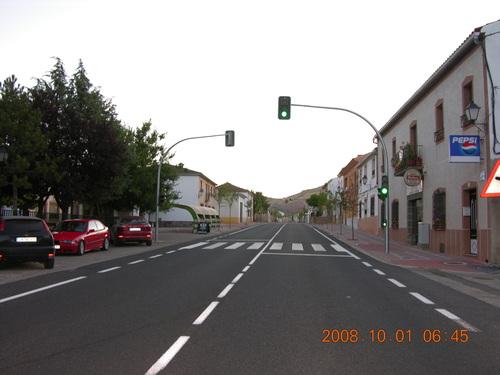 carretera Cordoba Valencia