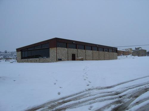 Sala per festes nevada