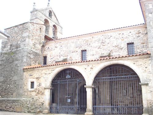 Iglesia de Alcañices (Zamora)