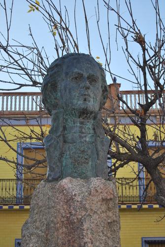 Busto de Meléndez Valdés