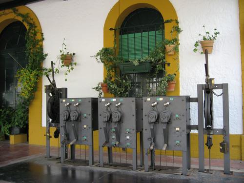 estación de tren. Jimera de Libar