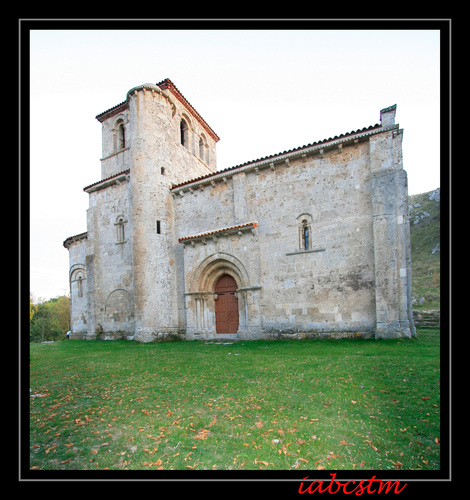 Iglesia Monasterio de Rodilla
