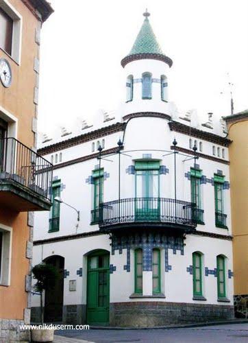 Modernism house