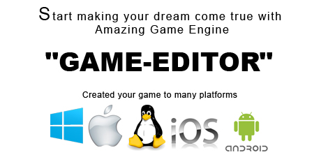 See the Game Editor's screen shots