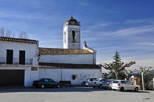 Massanes, Església de Sant Esteve