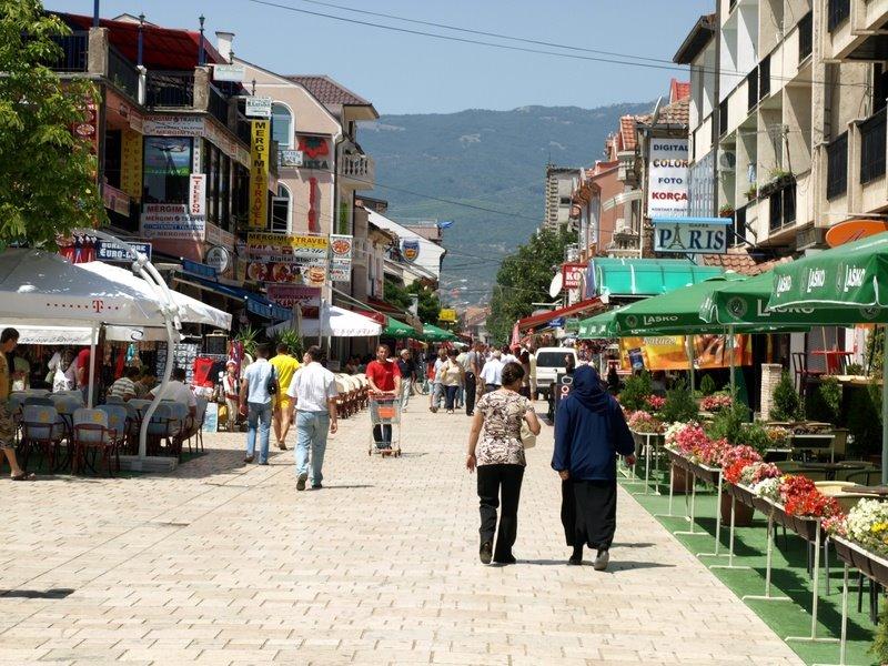 Marshall Tito Street, Struga