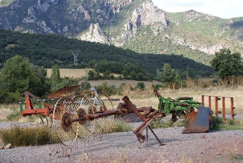 Camp prop de Peramea
