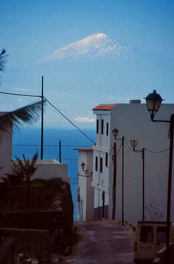 Teide from Gomera