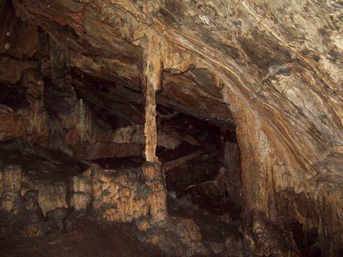 Cueva de La Gitana, María