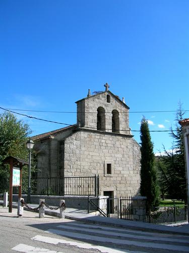 Iglesia parroquial de San Bartolomé. 2004.