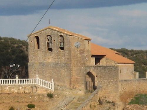 Iglesia de Velilla