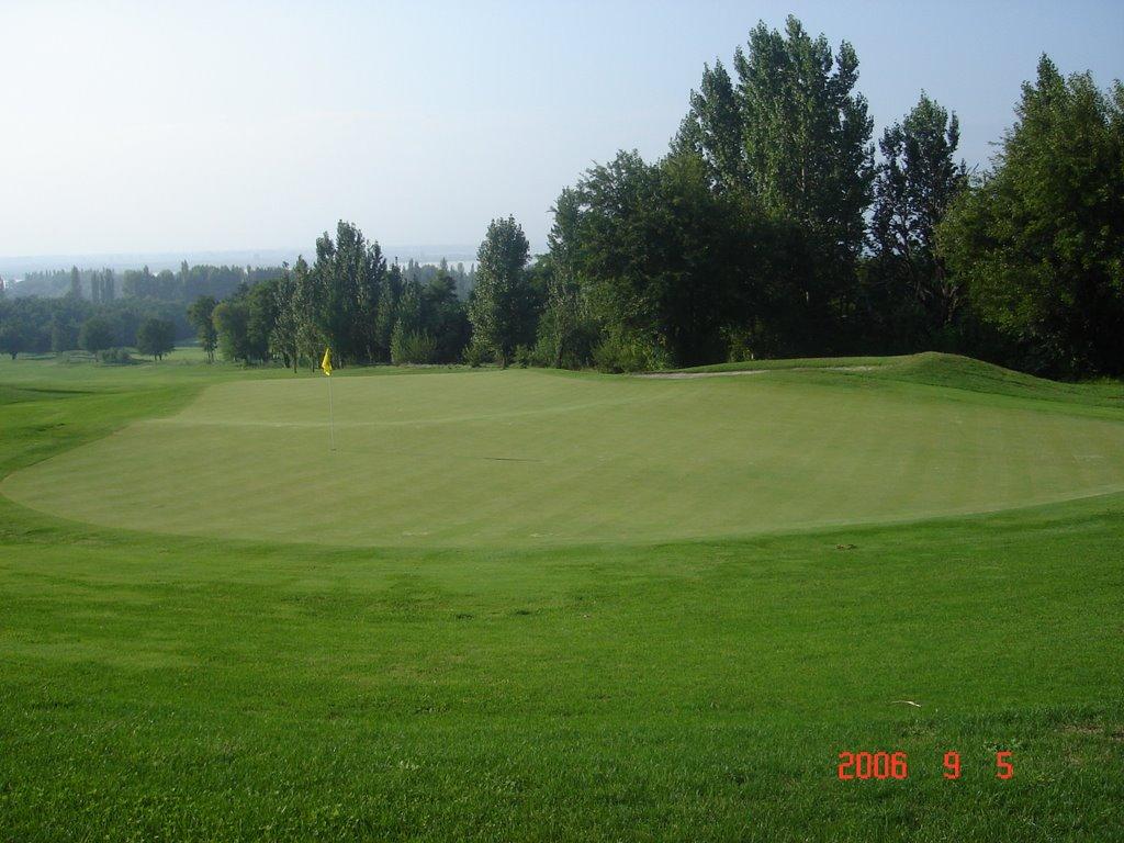 RSGC 4th Green
