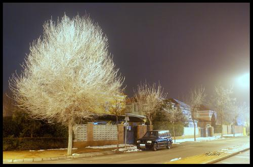 Mi calle una noche de 140109, Cabanillas