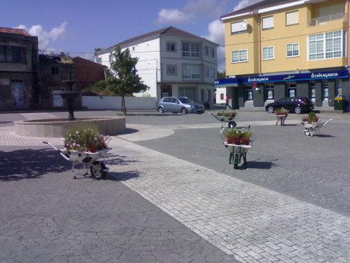Sober, Plaza do Concello