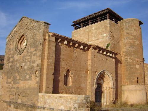 Soto de Bureba. Iglesia
