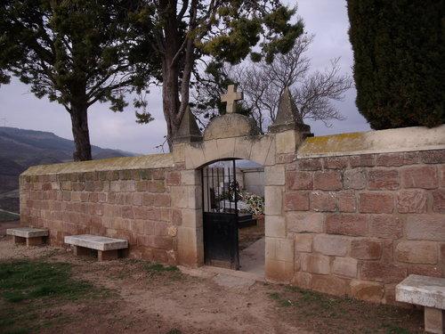 Cementerio de Espronceda