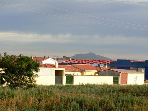 Pueblo de Pizarro.