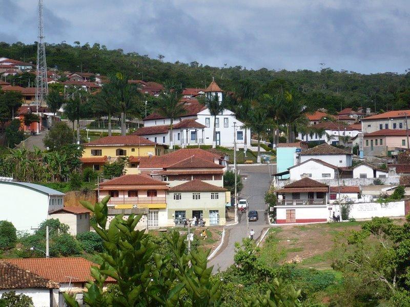 Aricanduva Minas Gerais fonte: mapio.net