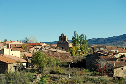 Horcajuelo de la Sierra-Madrid