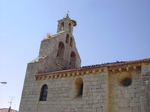 Iglesia de El Salvador , Monzón de Campos (Palencia)