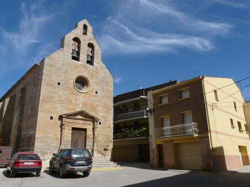 Iglesia en Els Alamús
