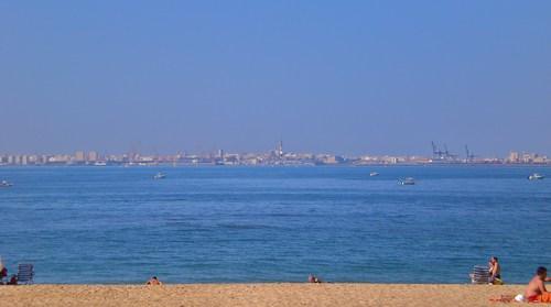 Por tierra, mar y Cadiz.