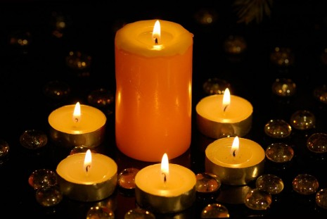 Diwali Candles hd Images