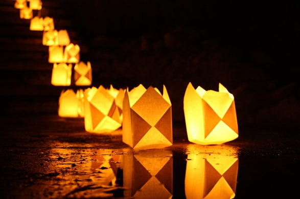 Diwali Candles lights hd Images